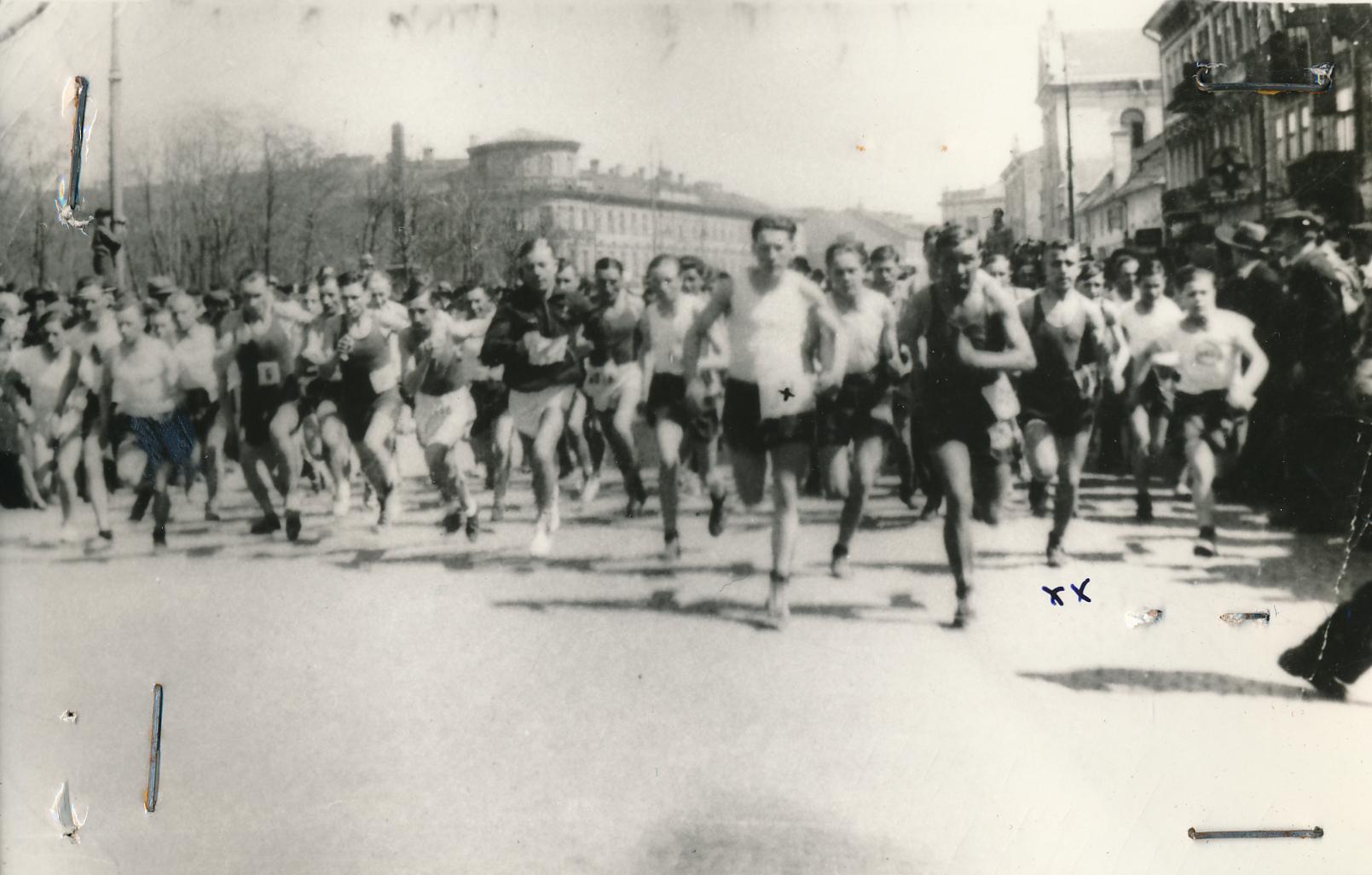 Dziesięć lat Lubelskiego Okręgowego Związku Lekkiej Atletyki: 1921 - 1931