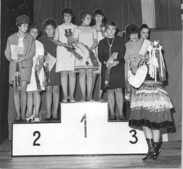 IV Olimpiada Szachowa Kobiet – Lublin 1969