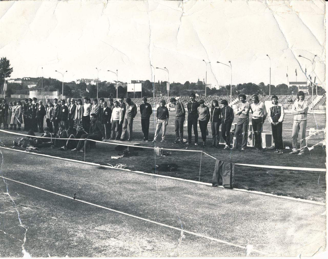 Drużynowe Mistrzostwa Polski w lekkoatletyce Lublin 1985