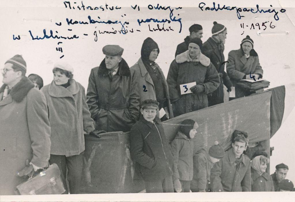 """Biegacze i skoczkowie sekcji narciarskiej """"WKS Lublinianka"""" w latach 1955 – 1964. Cz. I"""