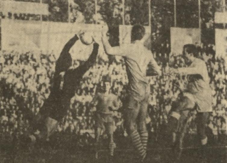 Mecz Polska - Turcja z 1965 r.