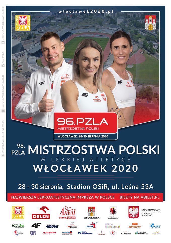 Trzeci dzień 96. PZLA Mistrzostw Polski w Lekkiej Atletyce
