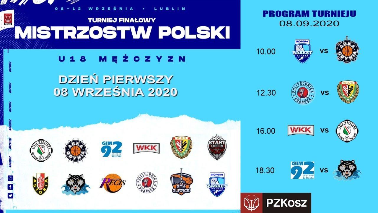 Mistrzostwa Polski U-18 w koszykówce