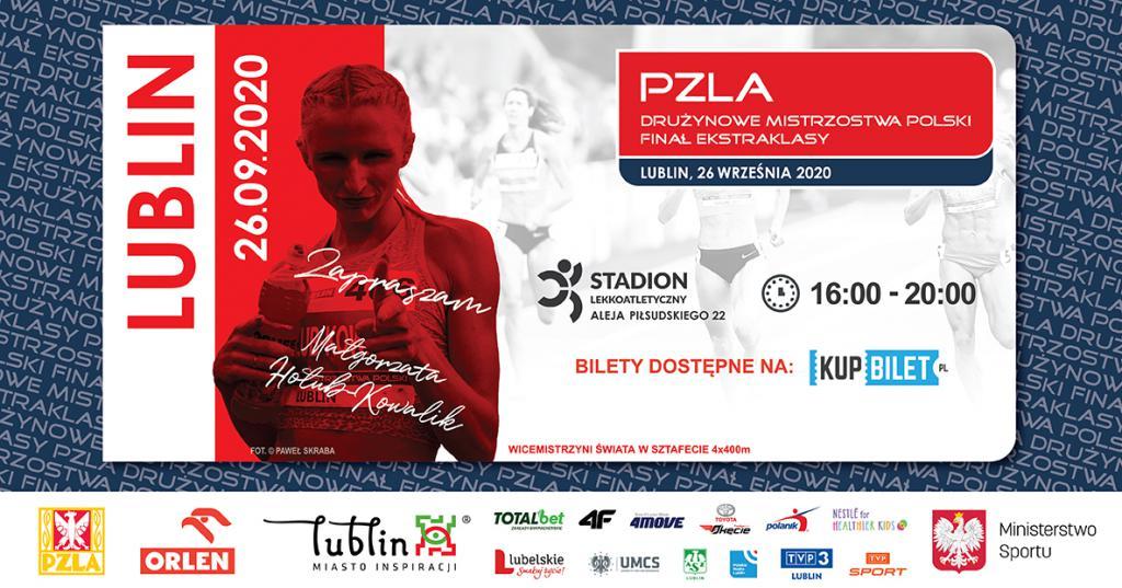 Zapowiedź: PZLA Drużynowe Mistrzostwa Polski - Finał Ekstraklasy Ligi Lekkoatletycznej.