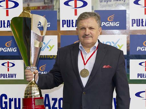 """""""Moje podium"""" Jerzy Witaszek"""