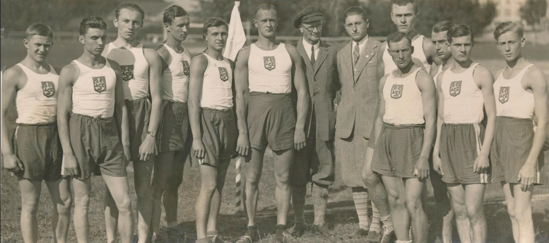 Sport lubelski w latach 1919 – 1939 w relacji Lucjana Piątka cz. II