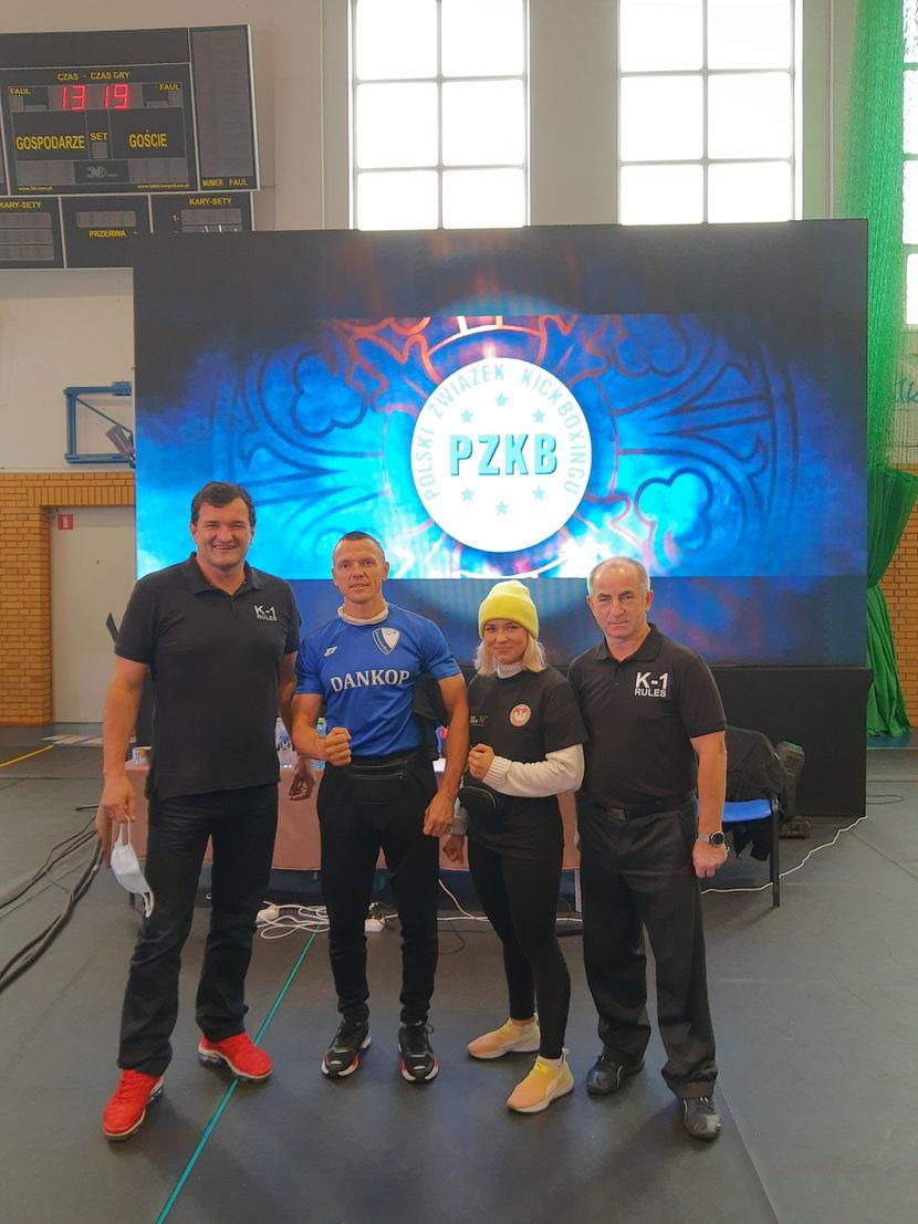 Mistrzostwa Polski Kickboxing Seniorów i Juniorów