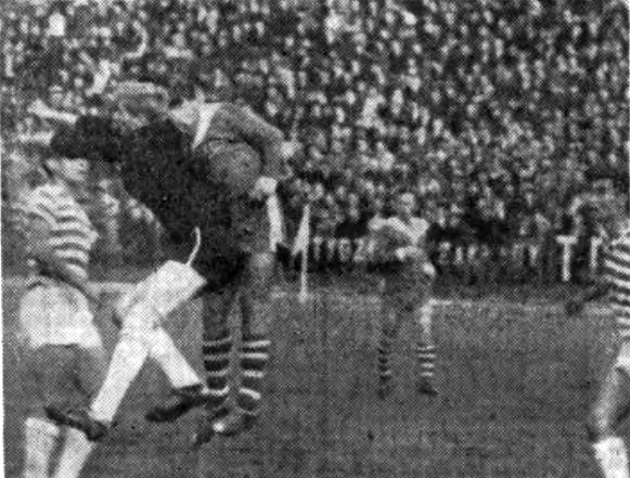 Piłkarskie derby Lublina z 1967 r.