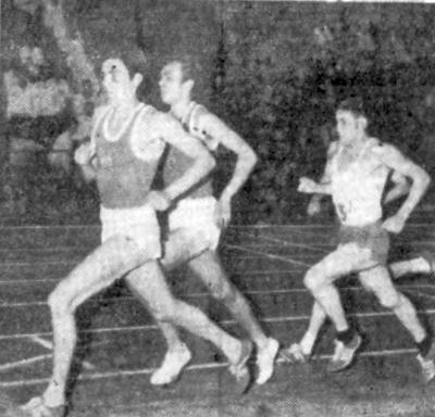 Sezon lekkoatletyczny 1959 w tabelach. Część I.