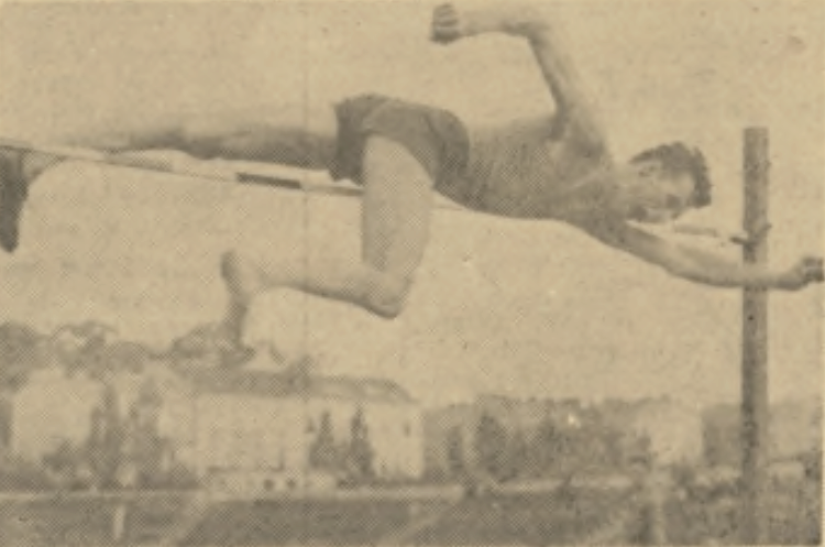 Sezon lekkoatletyczny 1958 w tabelach. Część I.