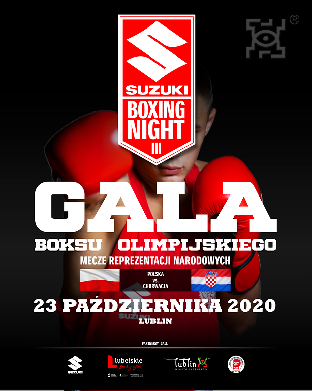 Suzuki Boxing Night w Centrum Spotkania Kultur - zapowiedź