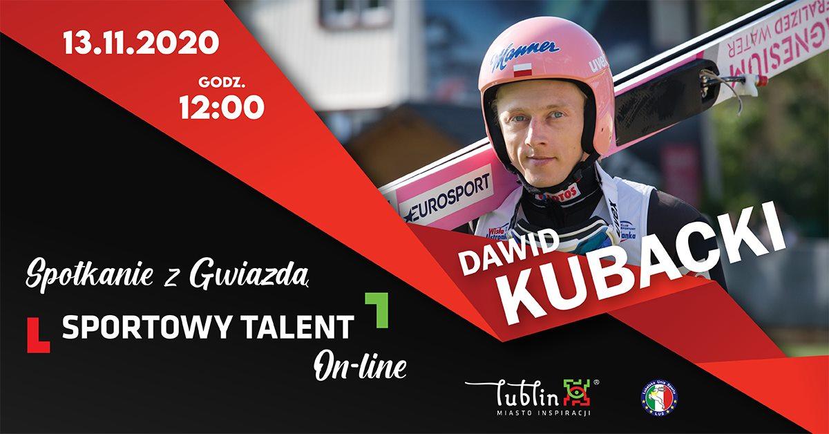 Spotkanie z Dawidem Kubackim - Sportowy Talent