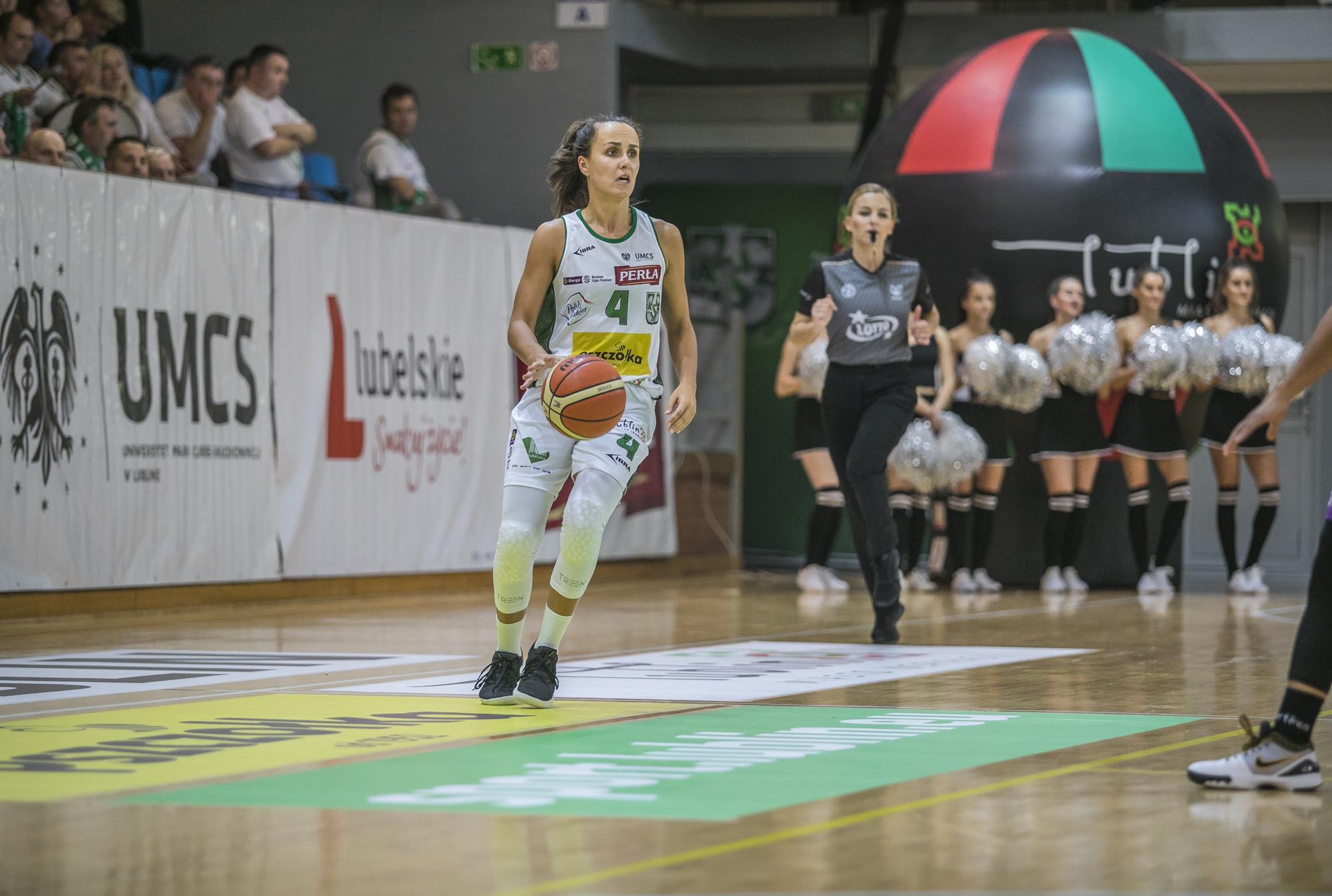 Basket 25 Bydgoszcz ‒ Pszczółka Polski Cukier AZS UMCS Lublin87-77