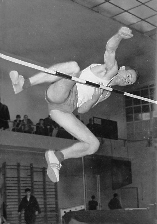 Sezon lekkoatletyczny 1961 r. w tabelach.