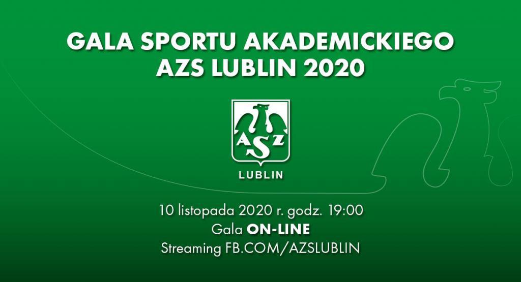 Plebiscyt na sportowca roku AZS Lublin rozstrzygnięty!