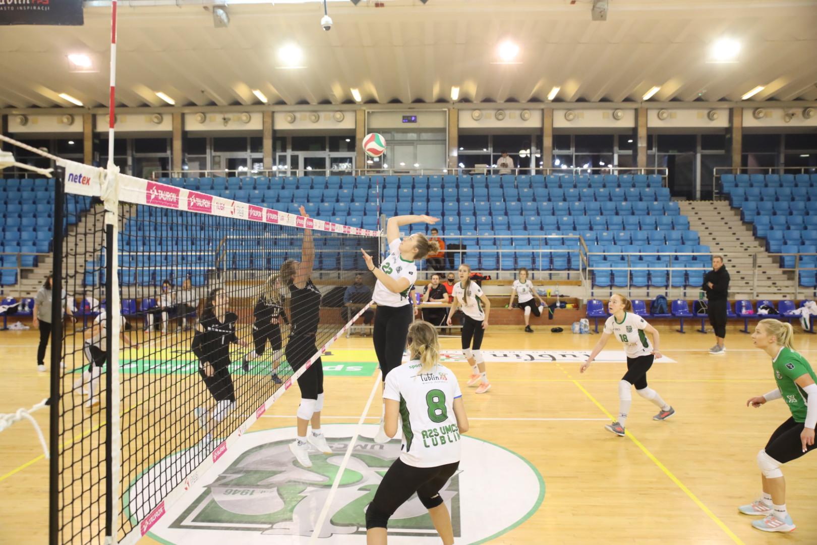AZS UMCS Lublin vs Jedynka Tarnów 3-1