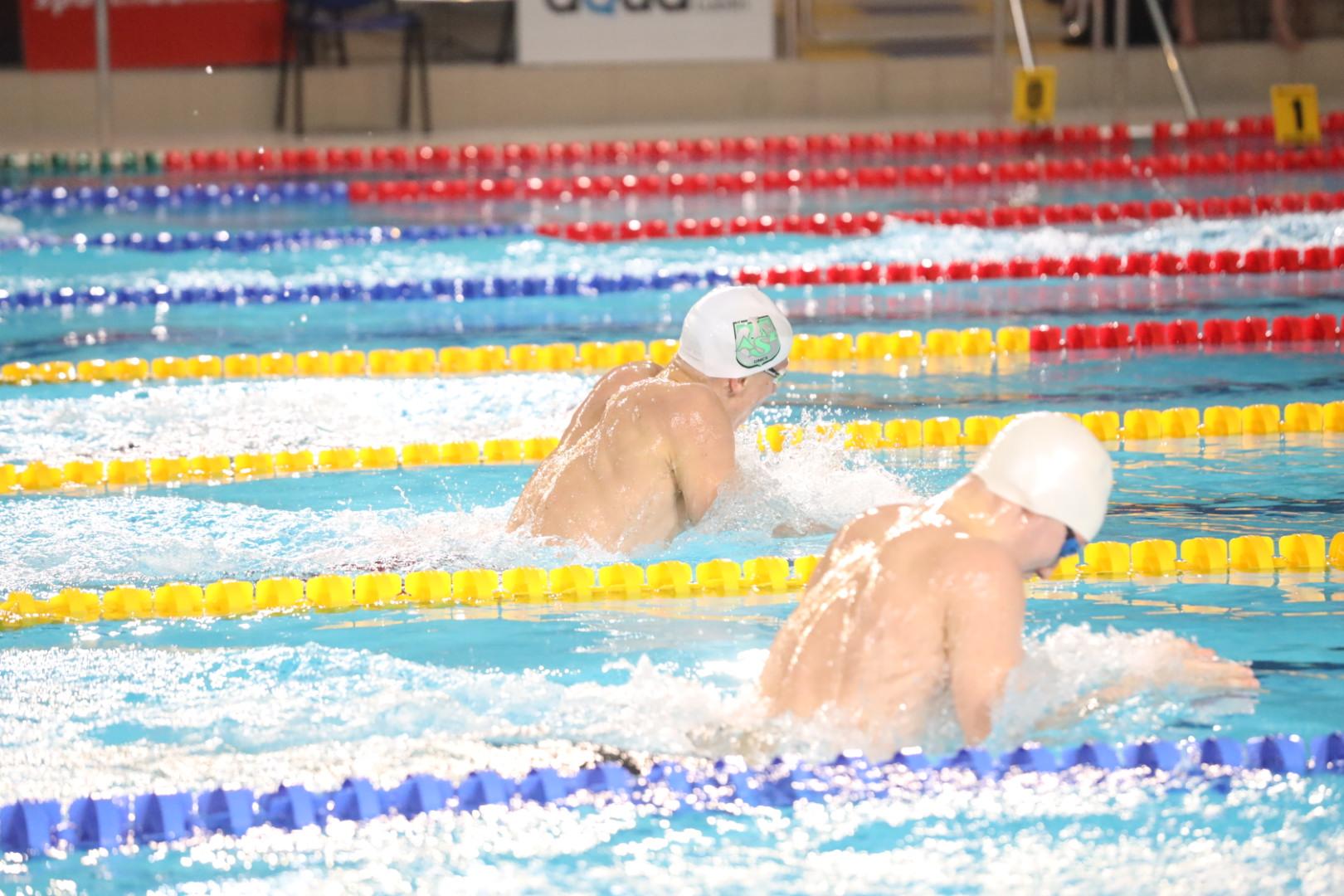 Zimowe Mistrzostwa Polski w Pływaniu 17-18 lat - dzień drugi