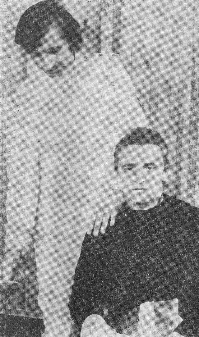 Z kadry historii sportu - Jan Janiszewski