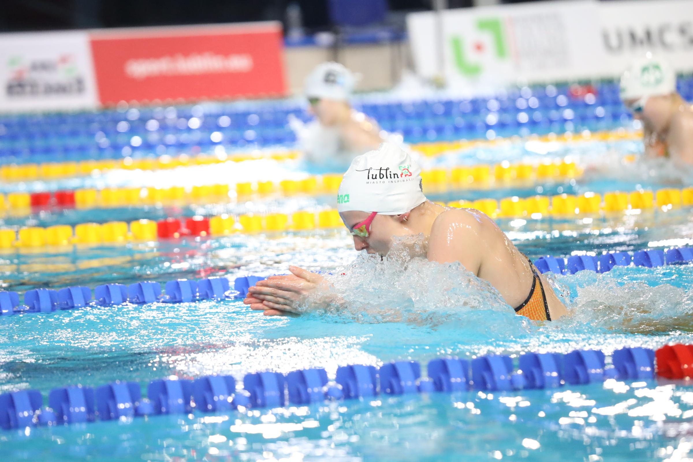 Zimowe Mistrzostwa Polski w Pływaniu 17-18 lat - dzień trzeci