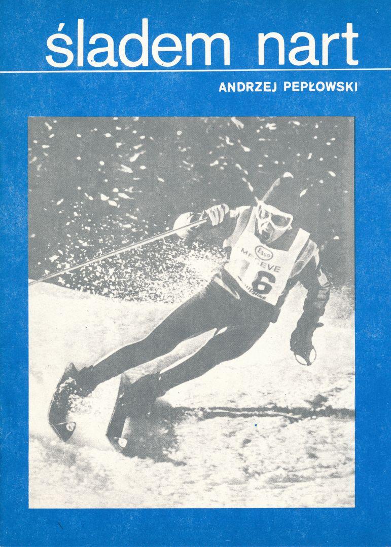 """Z archiwum Centrum Historii Sportu: """"Śladem nart"""""""
