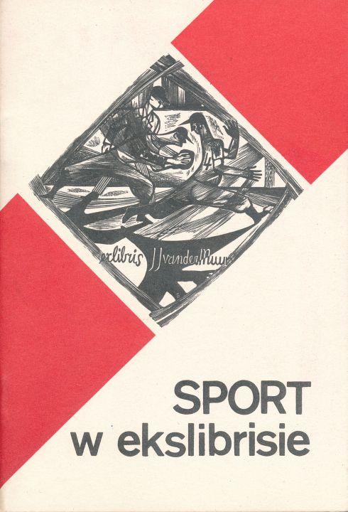 """Z archiwum Centrum Historii Sportu: """"Sport w ekslibisie"""""""