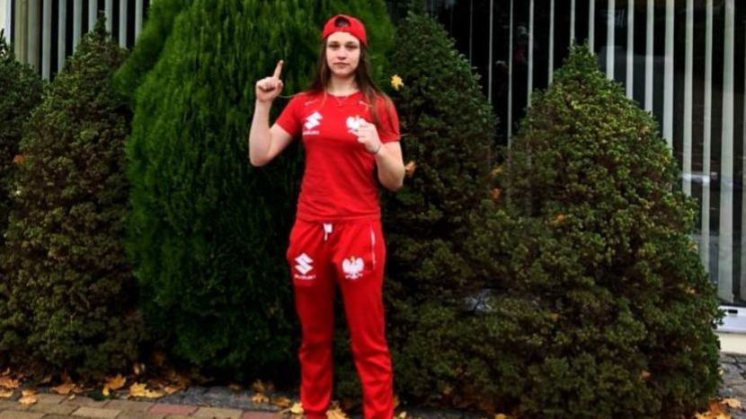 Julia Szeremeta brązową medalistką mistrzostw Europy juniorek