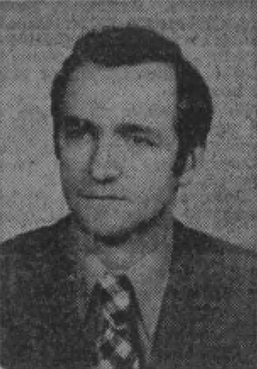Z kart historii sportu - Henryk Derkacz