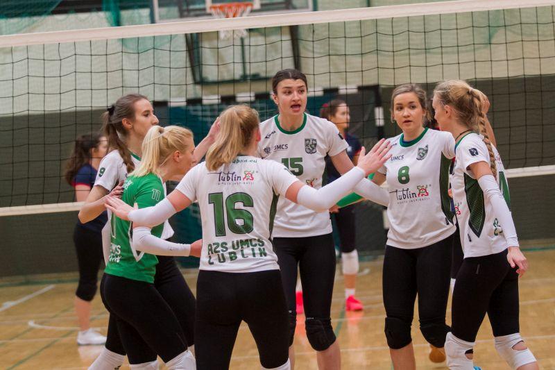 Siatkówka: AZS UMCS vs TS Wisła 3-1