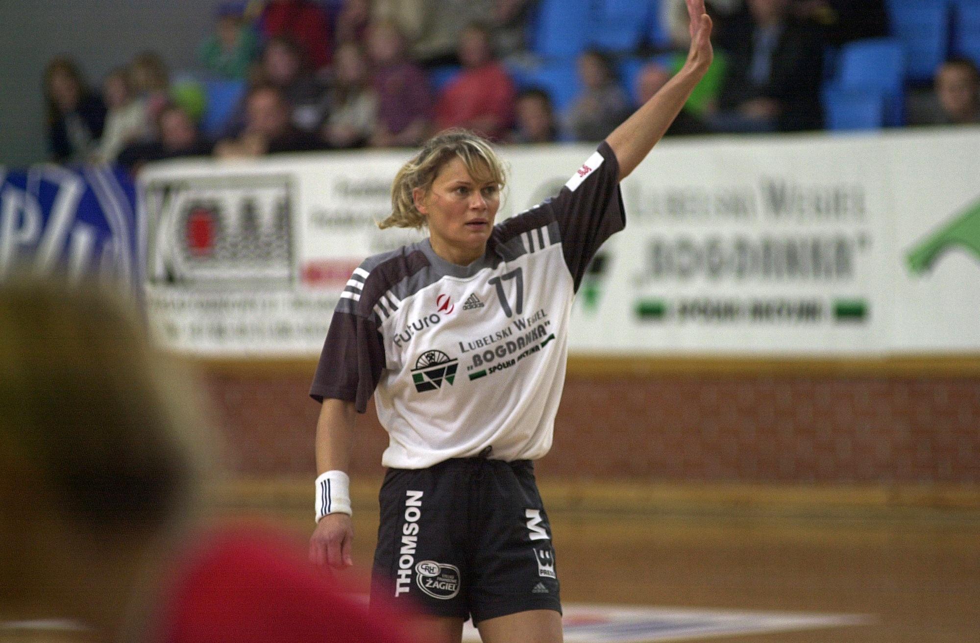 Rozmowa Wiolettą Luberecką - Hammershaug