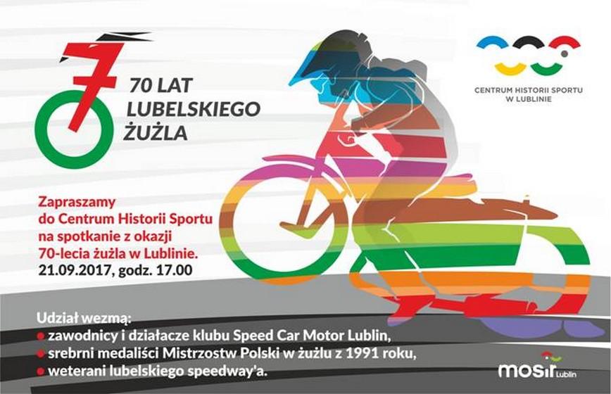70-lat żużla w Lublinie