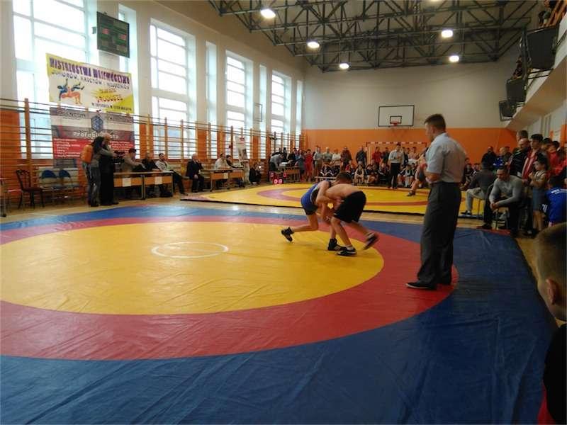 Adrian Kowal ze srebrym medalem mistrzostw Polski
