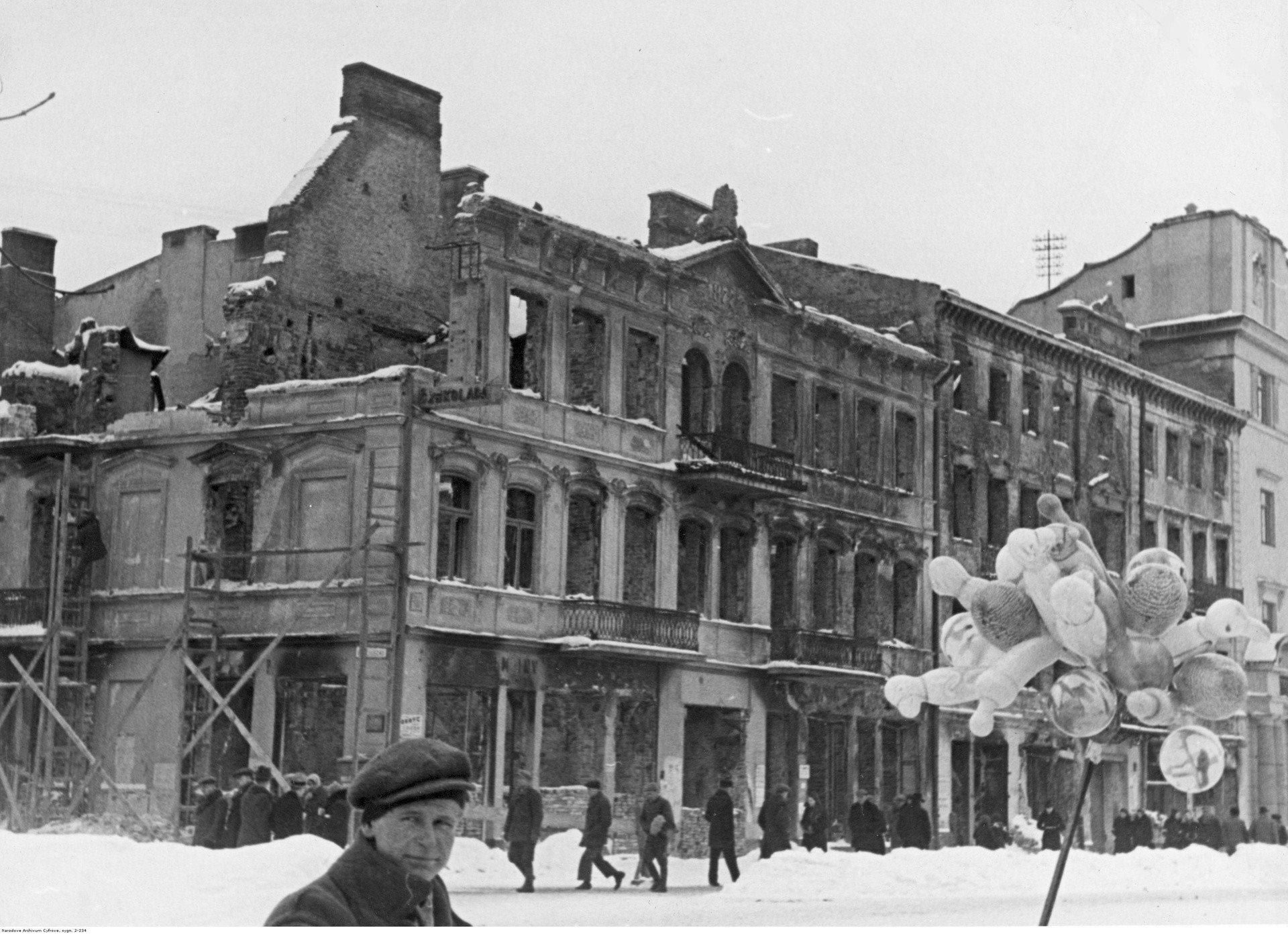 Losy sportowców polskich podczas II Wojny Światowej wg. Gazety Lubelskiej