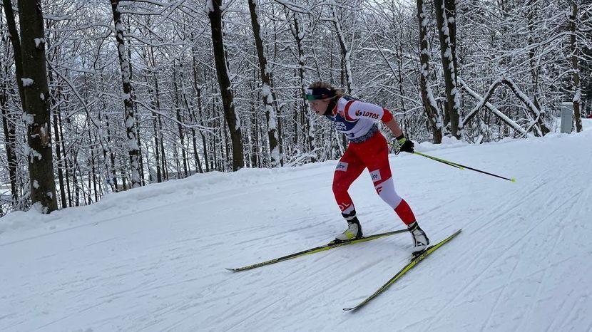 Monika Skinder mistrzynią świata juniorek