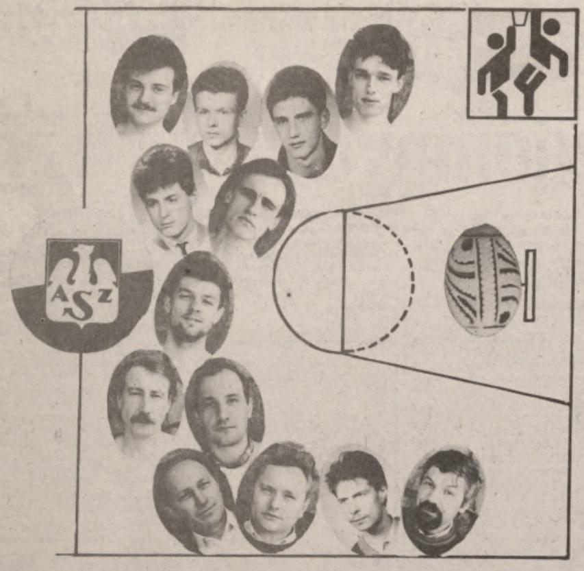 Koszykarze AZS Lublin w I lidze
