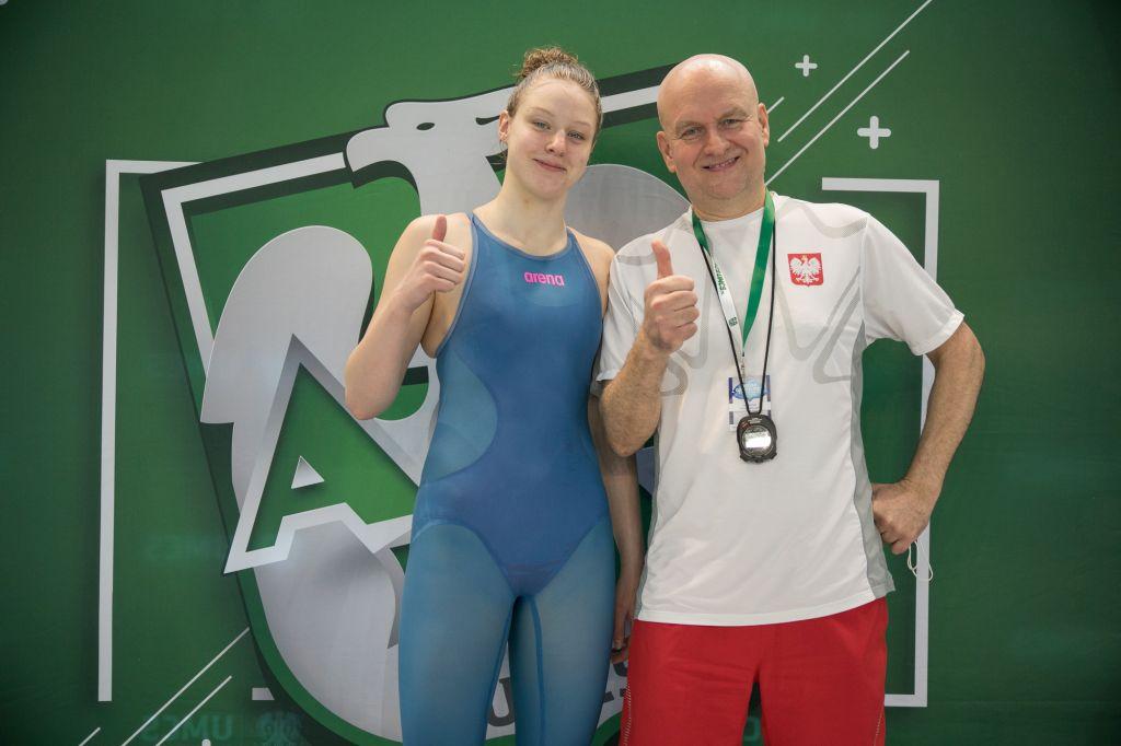 Laura Bernat z kwalifikacją olimpijską