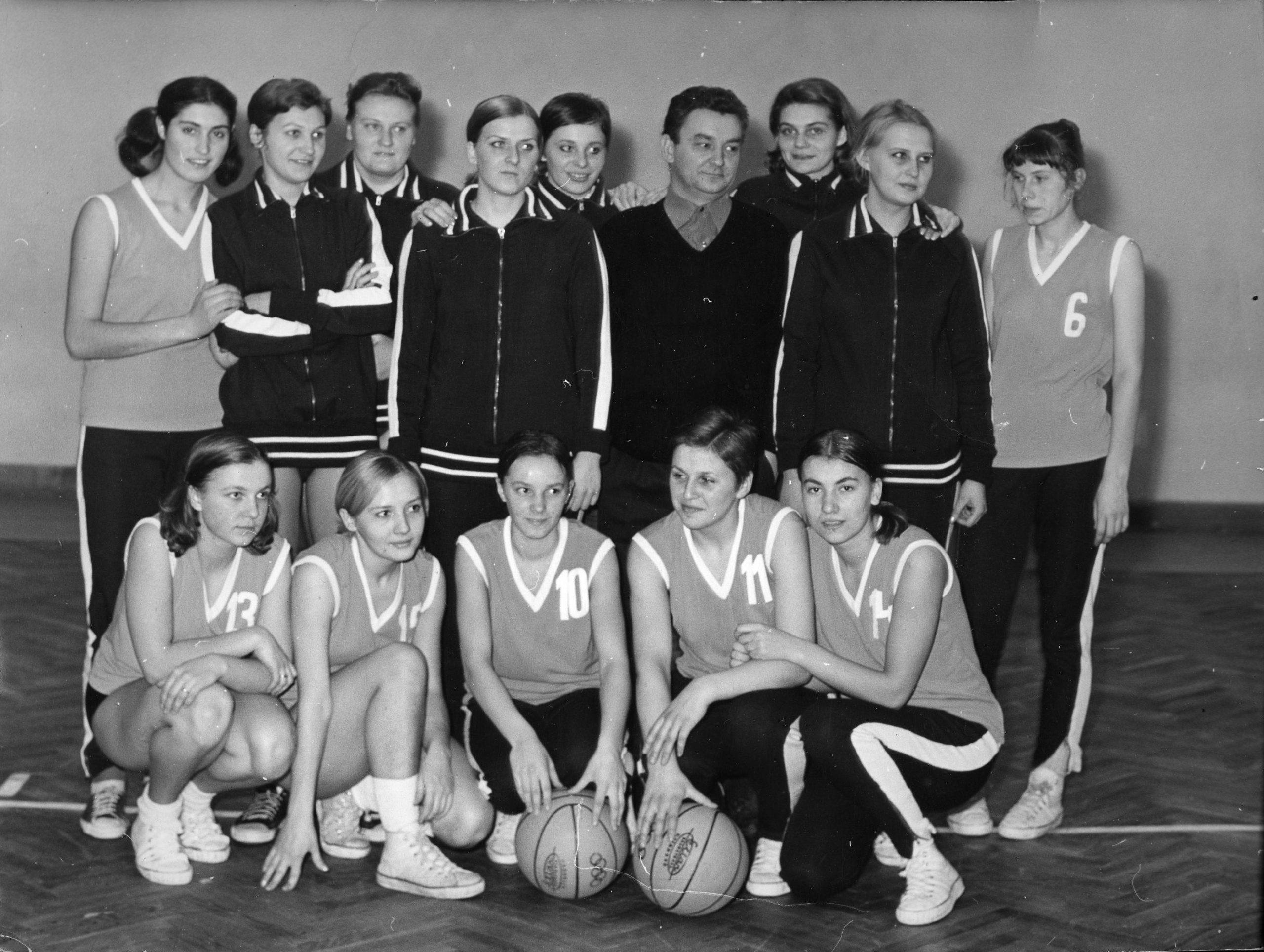 Pierwszy awans koszykarek AZS Lublin