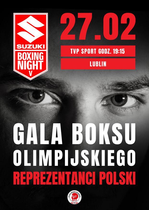Za nami gala Suzuki Boxing Night V