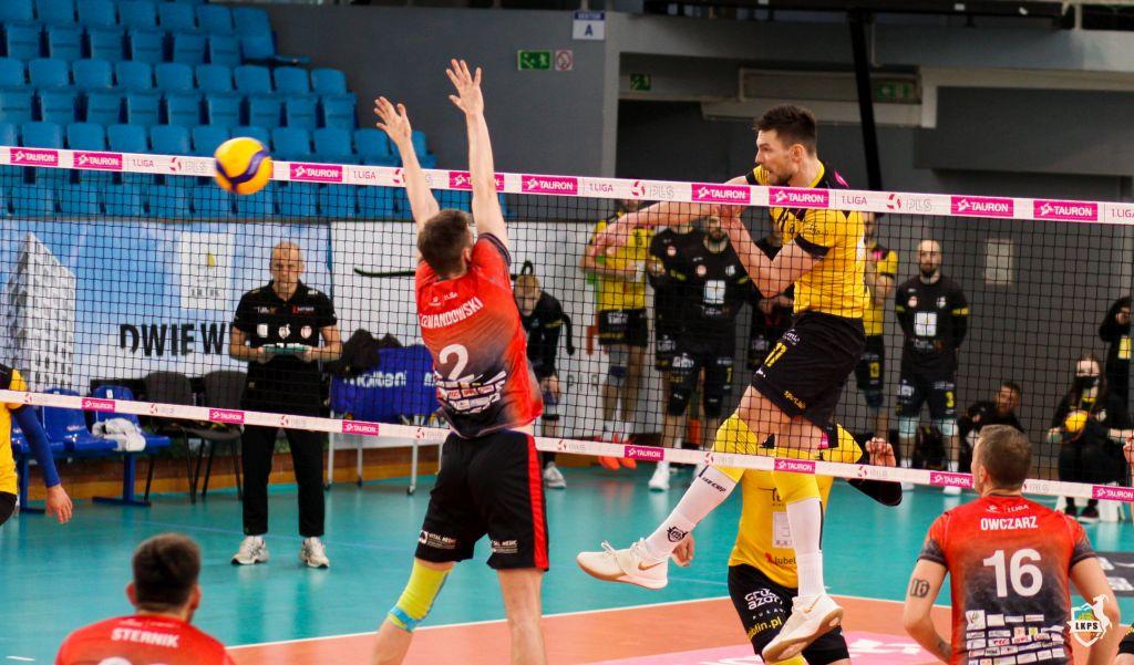 Play off: LUK Politechnika Lublin – Mickiewicz Kluczbork 3:1