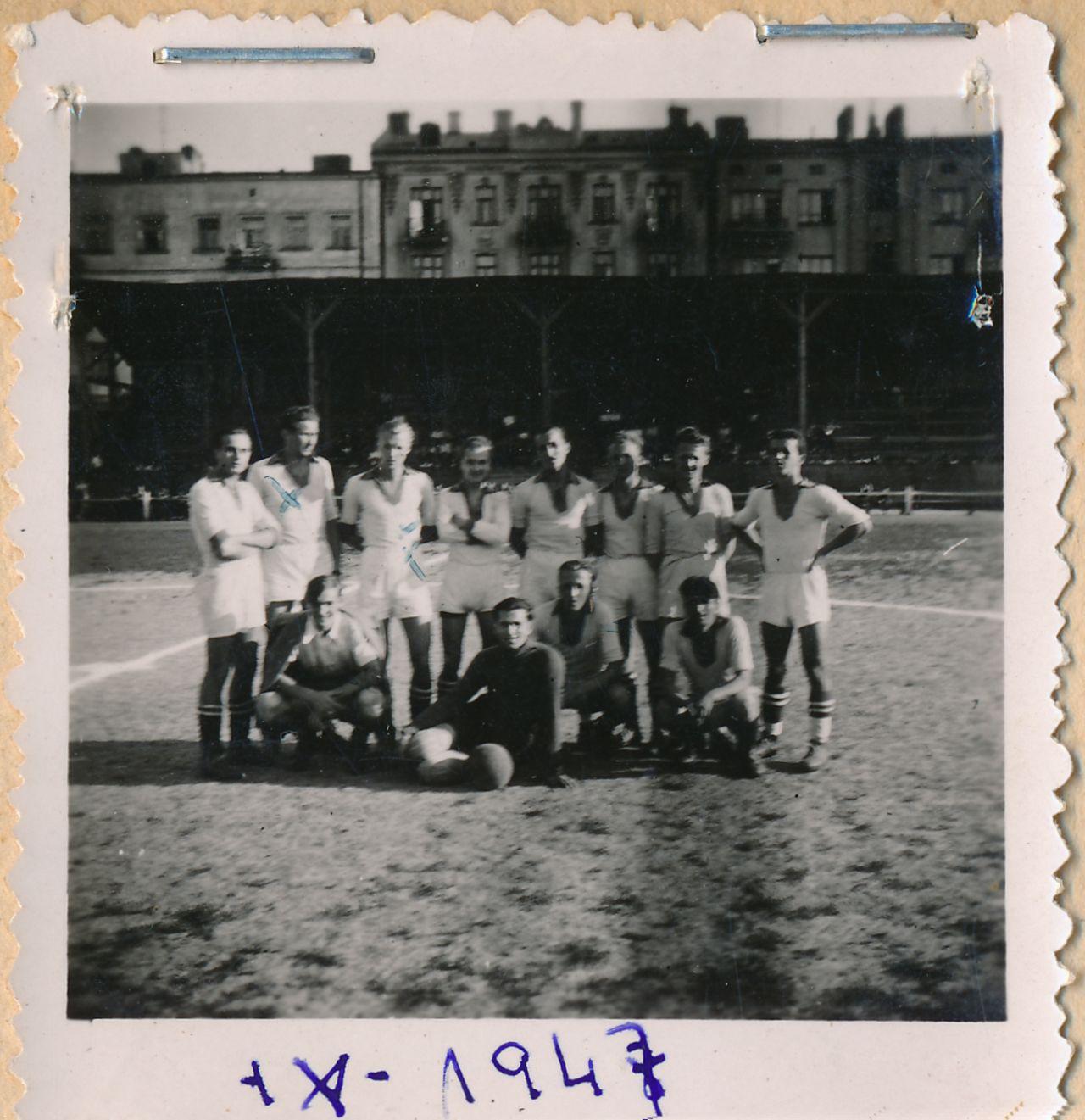 RKS Lublin - Klub Sportowy Związku Zawodowego Piekarzy