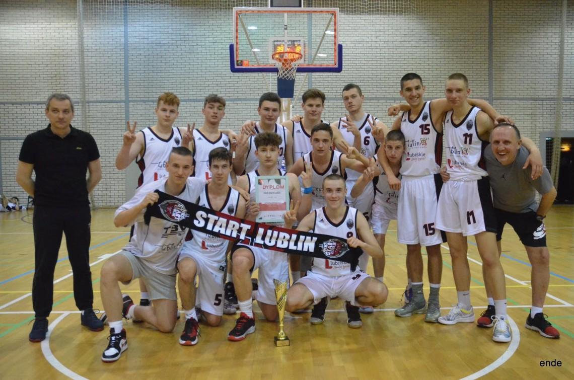 Juniorzy Startu Lublin w finale Mistrzostw Polski U17