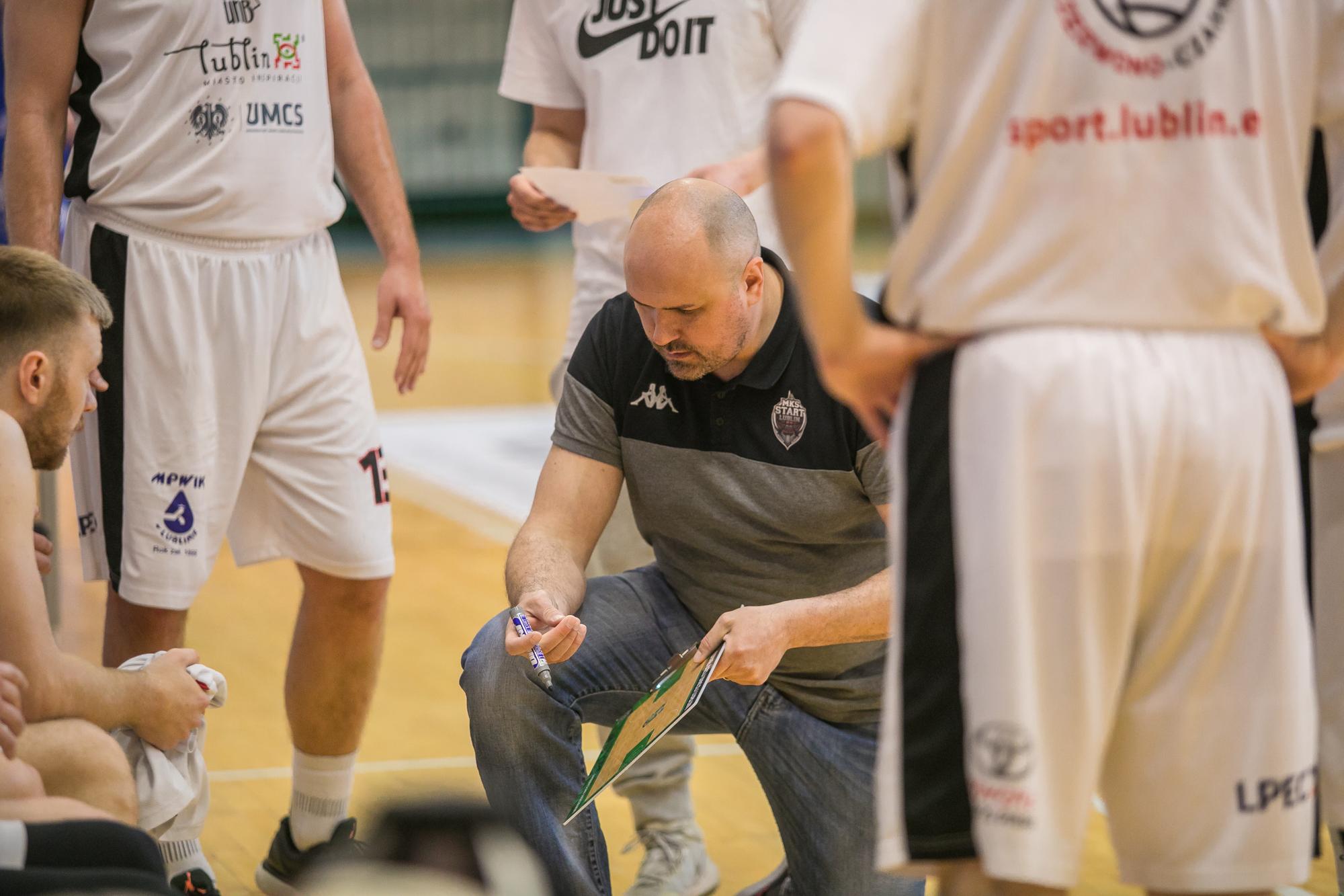 U!NB AZS UMCS Start II Lublin vs MKKS Żak Koszalin 67-69