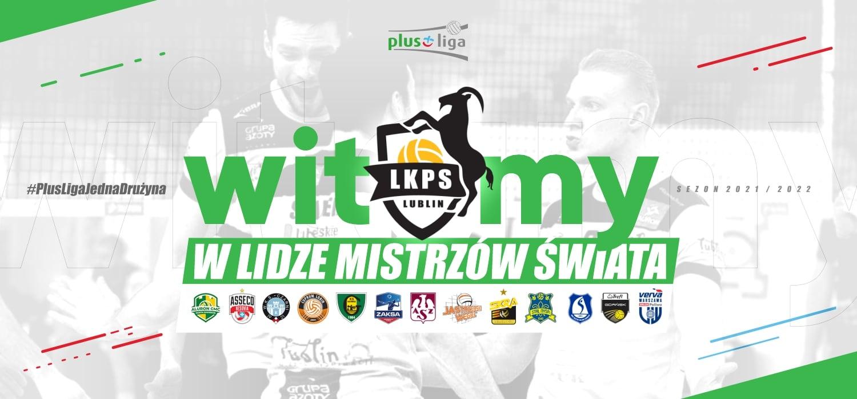 Komunikat Polskiej Ligi Siatkówki o składzie PlusLigi w sezonie 2021/2022