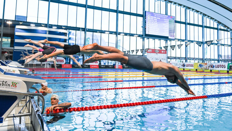 Ostateczne wyniki Akademickich Mistrzostw Polski w pływaniu