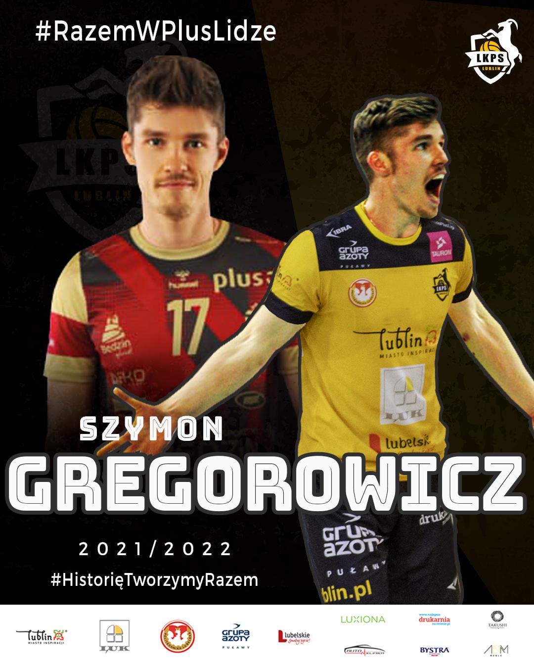 Szymon Gregorowicz nowym zawodnikiem LUK Politechniki Lublin