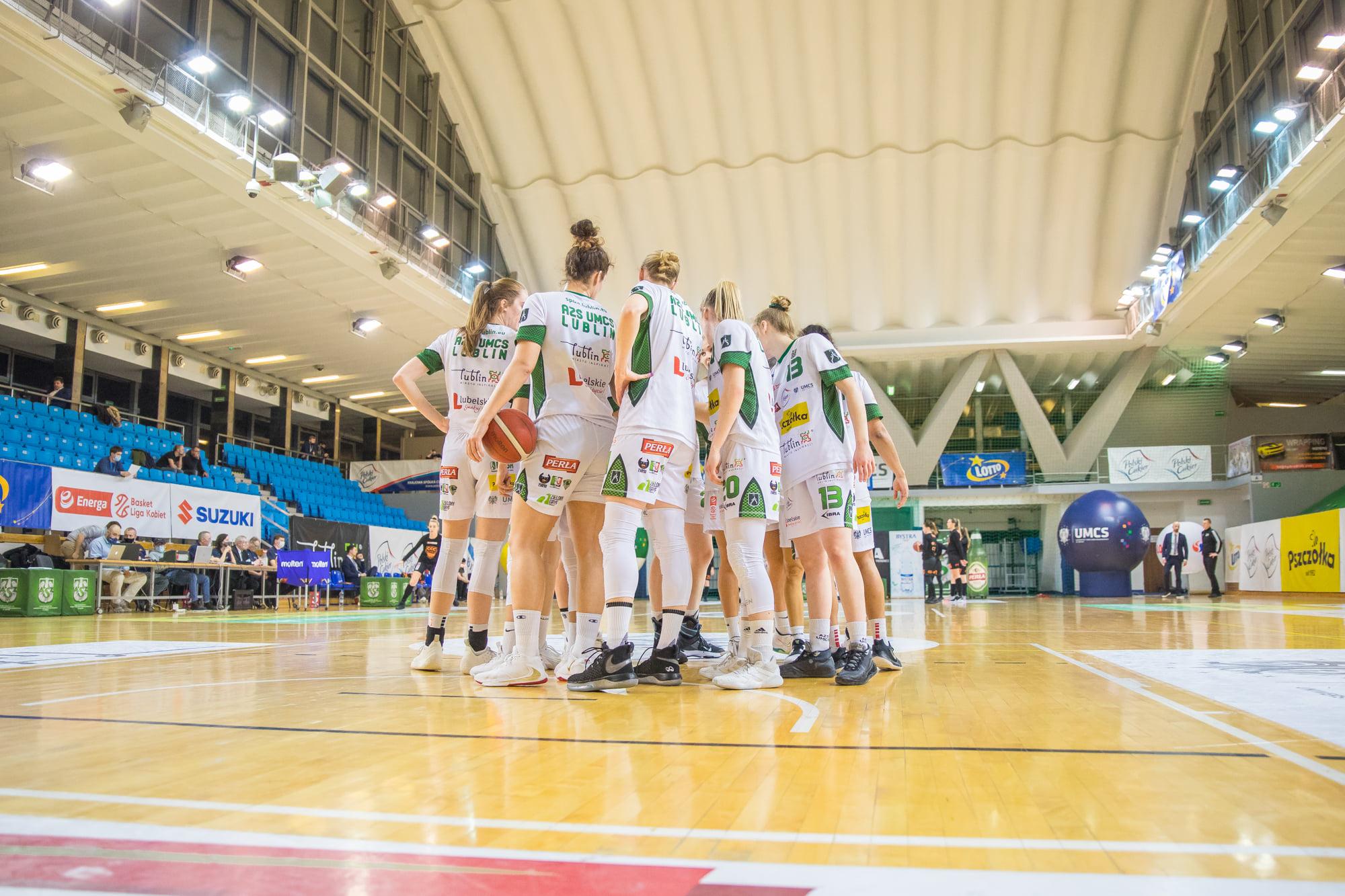 Pszczółka Polski Cukier AZS UMCS Lublin zagra w eliminacjach do EuroCup