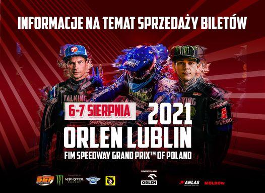 Żużlowe Speedway Grand Prix w Lublinie