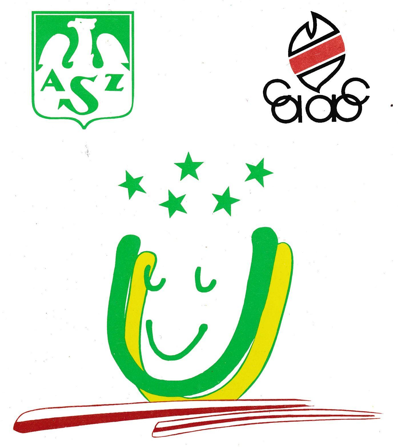 """Z archiwum Centrum Historii Sportu: """"Polsko - Białoruskie Akademickie Mistrzostwa w Lekkiej Atletyce 1994"""""""