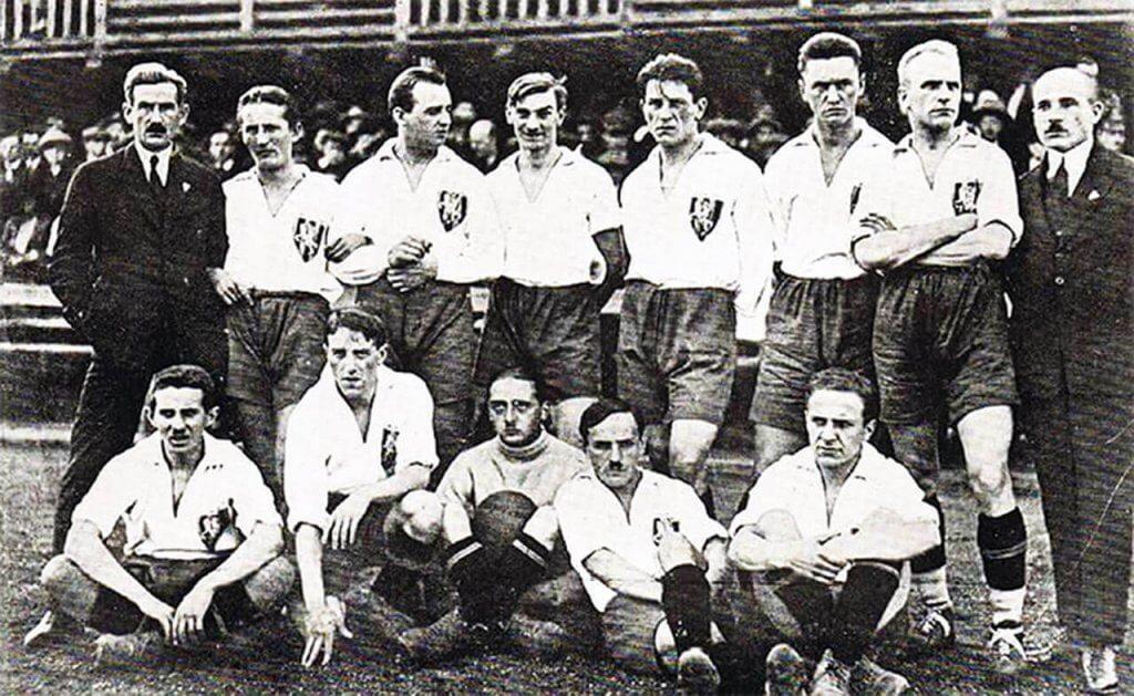 Mecz o Mistrzostwo Polski południowej 1922: WKS Lublin - Pogoń Lwów