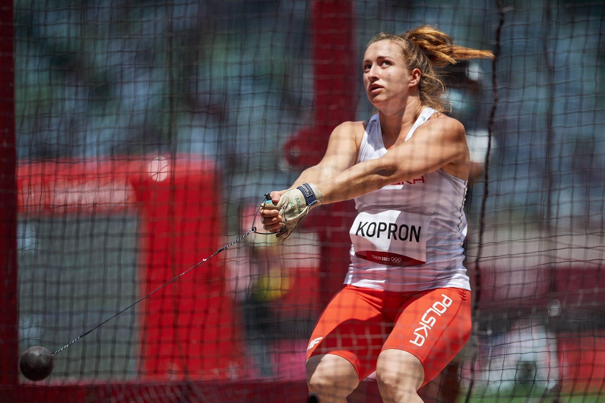 Tokio 2020: Brązowy medal Igrzysk dla Malwiny Kopron