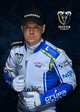 Jarosław Hampel zostaje w Motorze na kolejny sezon